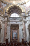 Sant'Agnese in Agone in Rome Royalty Free Stock Photography