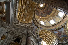 Sant `Agnese in Agone Rome, Italy Stock Image