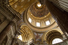 Sant `Agnese in Agone Rome, Italy Royalty Free Stock Image