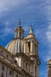 Sant Agnese in Agone Stock Image