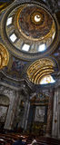 Sant'Agnese Church in Rome Stock Image