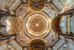 Sant Agnese en Agone Imagenes de archivo