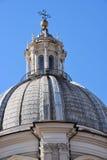Sant Agnese kościół Obraz Royalty Free