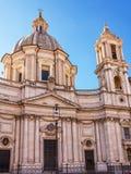 Sant ` Agnese w Agone Zdjęcie Royalty Free