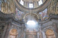 Sant Agnese w Agone w Rzym Zdjęcia Royalty Free
