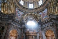 Sant Agnese w Agone w Rzym Zdjęcie Royalty Free
