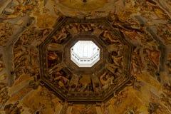 Sant ` Agnese w Agone Rzym, Włochy Fotografia Stock