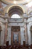 sant'Agnese w Agone w Rzym Fotografia Royalty Free