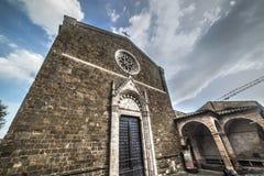 Sant ` Agostino kościół Obrazy Royalty Free
