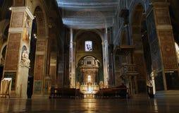 Sant ` Agostino w Campo Marzio Zdjęcie Royalty Free