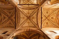 Sant'Anastasia,维罗纳教会  免版税图库摄影
