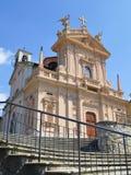 Sant'Andrea в Brunate Стоковые Фото