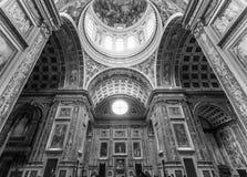 Sant`Andrea Church Stock Photography