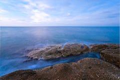 Sant'Andrea, Elba island. Stock Photo