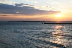 Sant'andrea island Royalty Free Stock Photography