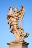 Sant'Angelo Bridge in Rome Royalty Free Stock Photos