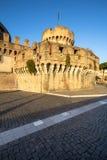 Sant ` Angelo Castel, Ρώμη Στοκ Εικόνα