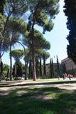 Sant ` Angelo Castel - Ρώμη Στοκ φωτογραφία με δικαίωμα ελεύθερης χρήσης