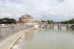 Sant Angelo Castel Стоковое Изображение