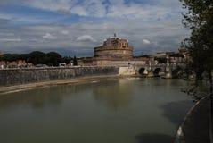 Sant Angelo Castel Arkivbild