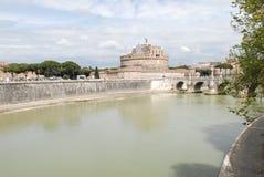 Sant' Angelo Castel Stock Photo