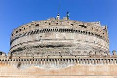 Sant'Angelo Castel - Rome Arkivfoton