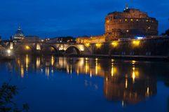 Sant' Angelo Castle Royalty Free Stock Image