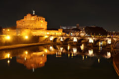 Sant' Angelo Castle Stock Photography