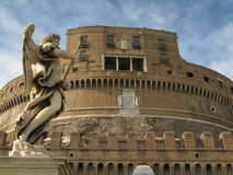 Sant'Angelo castle Stock Photos