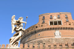 Sant Angelo Castle, Rome Stock Photography