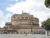 Sant Angelo Castle, Rome Royalty Free Stock Image