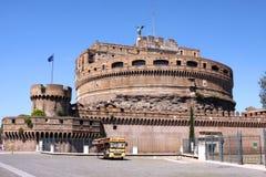 Sant Angelo Castle Rome Italy Royalty Free Stock Photo