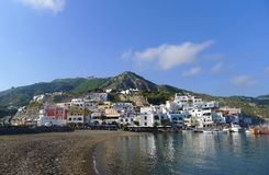 Sant'Angelo, Ischia, Italy stock images