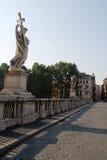 Sant'Angelo most Obraz Royalty Free