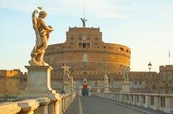 Sant'Angelo most Fotografia Stock