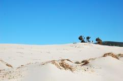 Sant'Anna Arresi - Porto Pino dunes Stock Images