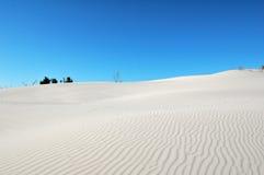 Sant'Anna Arresi - Porto Pino dunes Stock Image
