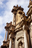 Sant'Anna  church in Palermo - Royalty Free Stock Images