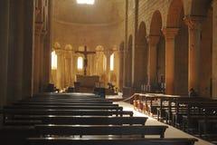 Sant'Antimo Fotos de archivo