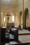 Sant'Antimo Imagenes de archivo