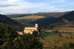 Sant'Antimo Foto de archivo