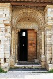 Sant' Antimo abbey, Tuscany Royalty Free Stock Image