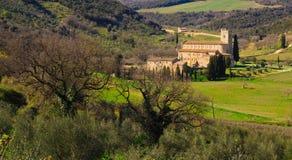Sant Antimo Royalty Free Stock Image