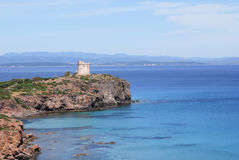 Sant «Antioco, Σαρδηνία Στοκ φωτογραφίες με δικαίωμα ελεύθερης χρήσης