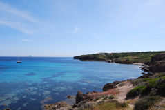 Sant'Antioco, Sardegna Fotografie Stock Libere da Diritti