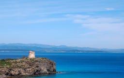 Sant Antioco Sardinia Stock Photo