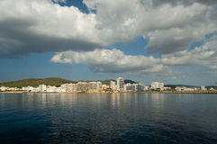 Sant Antoni, Ibiza stock image