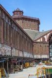 Sant Antoni Market, Barcelona Stock Images