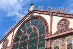 Sant Antoni Market, Barcelone photos libres de droits