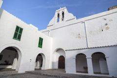 Sant Antoni Portmany, Balearic Island, Spanien Arkivfoton